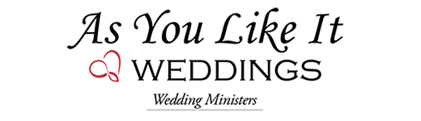 As You Like It Weddings Logo